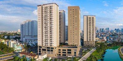 Cập nhật tiến độ bàn giao dự án Richmond City Nguyễn Xí