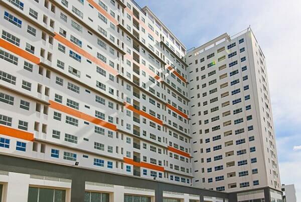 Block A chung cư 9 View