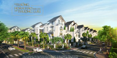 Đất nền Saigon Mystery Villas Quận 2