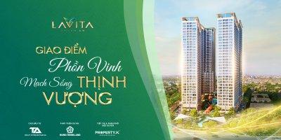 """Lavita Thuan An: """"Sống sang, sống xanh"""" giữa lòng thành phố thông minh"""