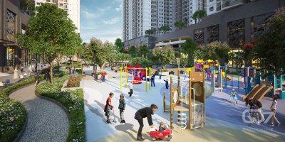 Shophouse dự án Q7 Saigon Riverside Complex