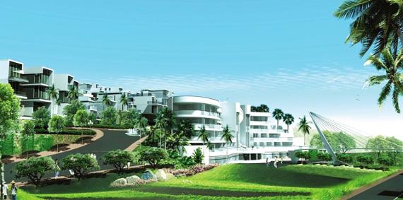 Hotel tại Sentosa Villa