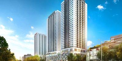Dự án chung cư BMC Lũy Bán Bích – Hưng Thịnh Corp