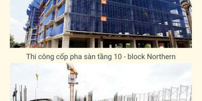 Cập nhật tiến độ dự án Saigon Mia – KDC Trung Sơn 03/09/2017